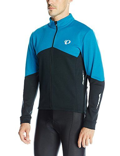 Pearl Izumi Ride Mens Elite Thermal Long Sleeve Jersey XLarge Mykonos  BlueBlack    Find out efc447fdb