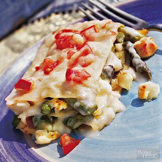 Lobster Lasagna