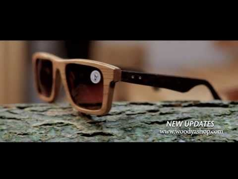 765597ab766c The Stone Collection by Shwood - YouTube