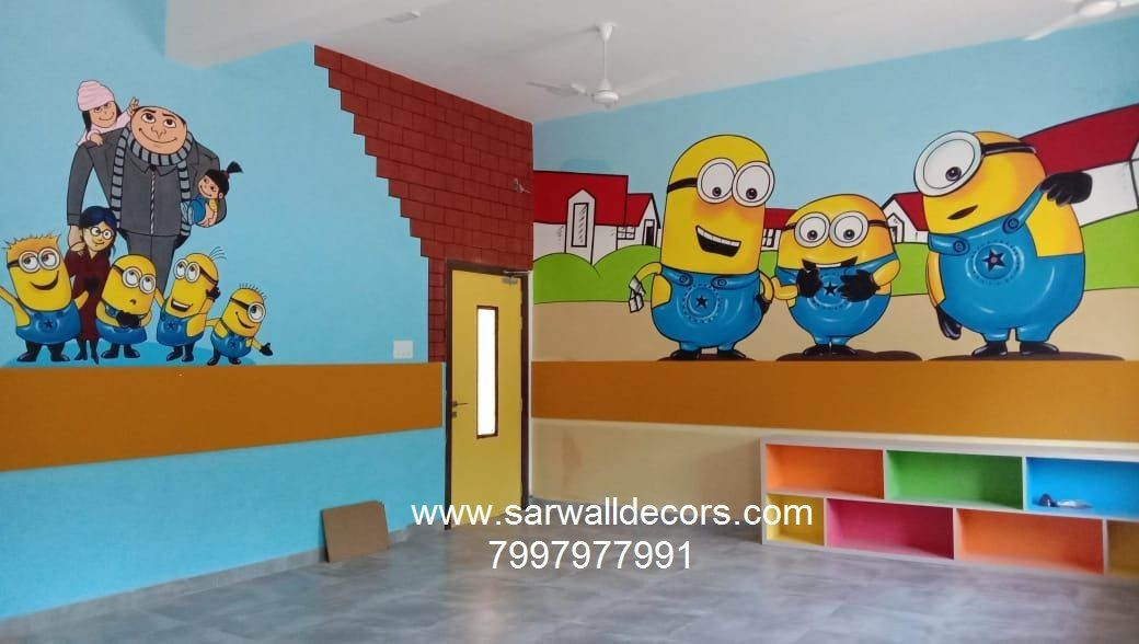 Amazing 3d Wall Paintings 3d Wall Painting Room Wall Painting