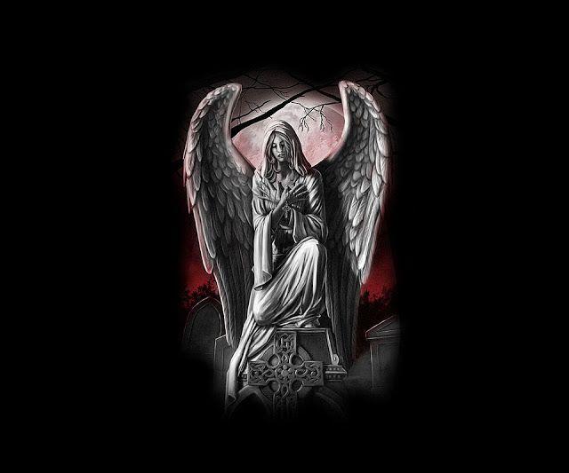 Death erotic fantasy #1