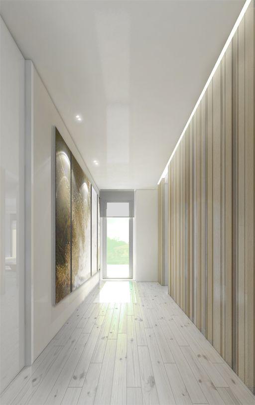 Pin de en d coration int rieure couloir y - Iluminacion interior armarios ...