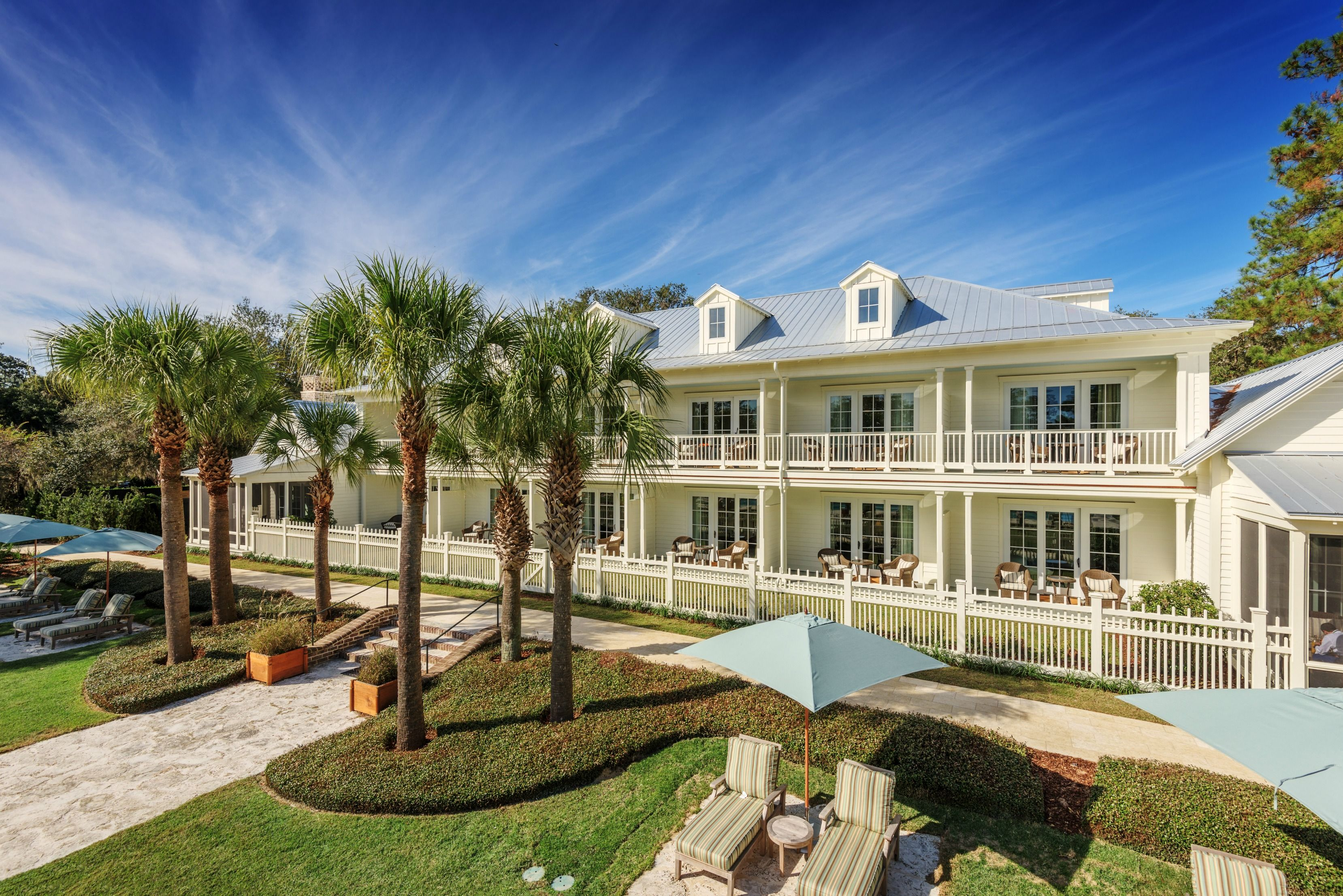 Inn At Palmetto Bluff Lowcountry Luxury Montage Hotel