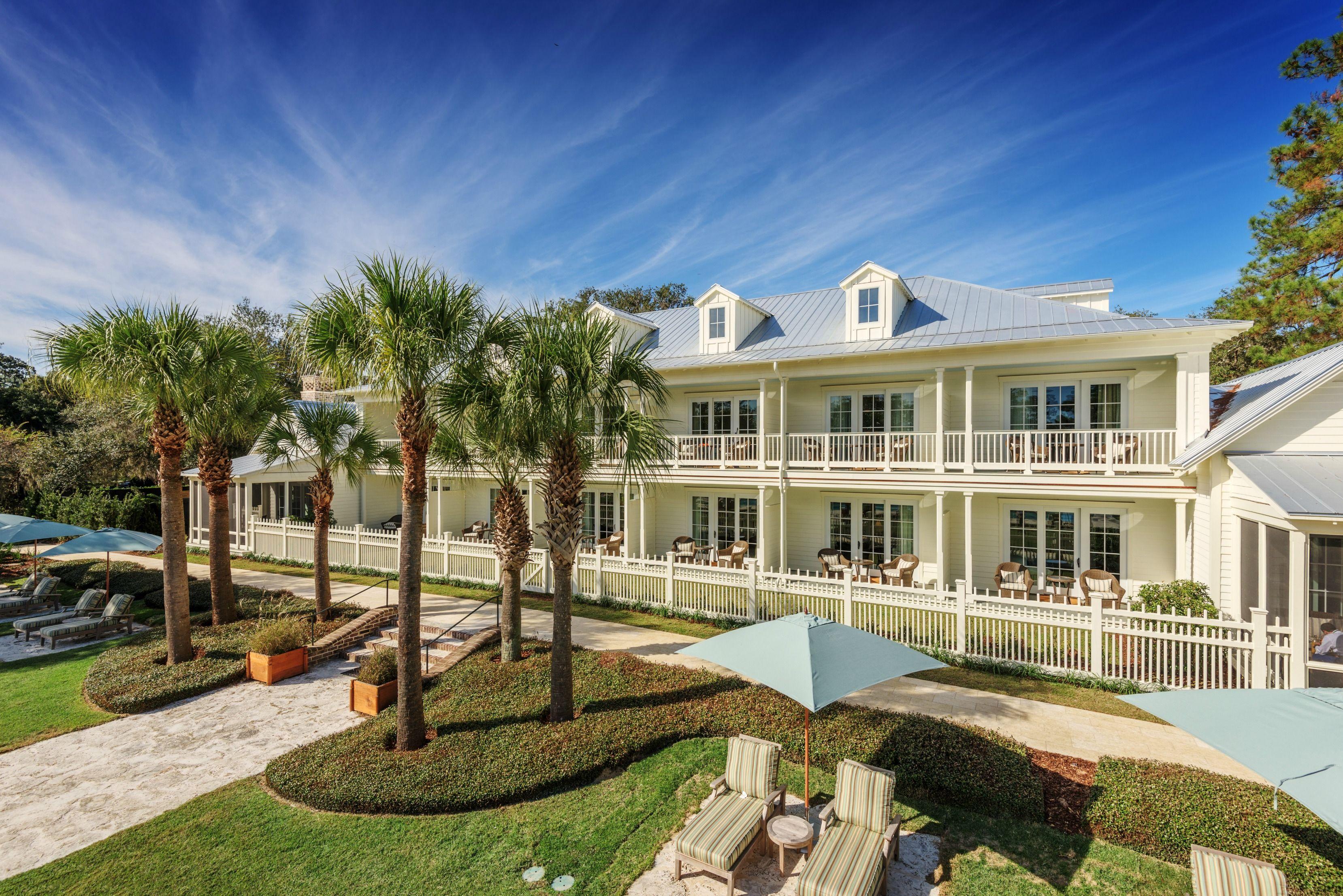 Inn at palmetto bluff lowcountry luxury montage hotel in palmetto bluff south carolina