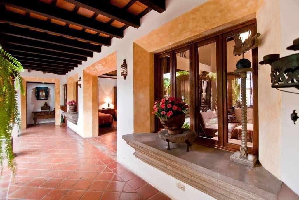 Fachadas mexicanas vista exterior de c mo se ver a su Casas rusticas mexicanas
