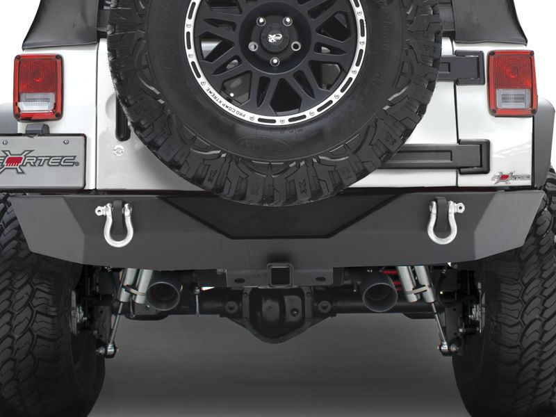 Smittybilt Rear Xrc Bumper With 2 Receiver Hitch For 07 17 Jeep Wrangler Wrangler Unlimited Jk Wrangler Unlimited Jeep Wrangler Jeep