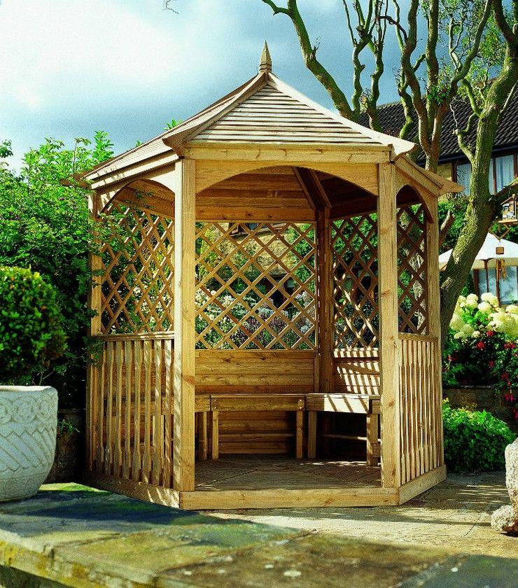 36 Amazing Garden Structure Design Ideas Garden Gazebo Gazebo