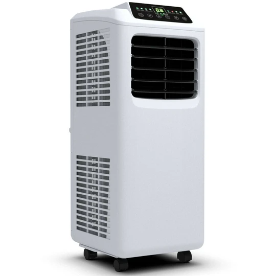8000 Btu Portable Air Conditioner With Window Kit Health And Fitness In 2020 Portable Air Conditioner Portable Air Cooler Air Conditioner Units