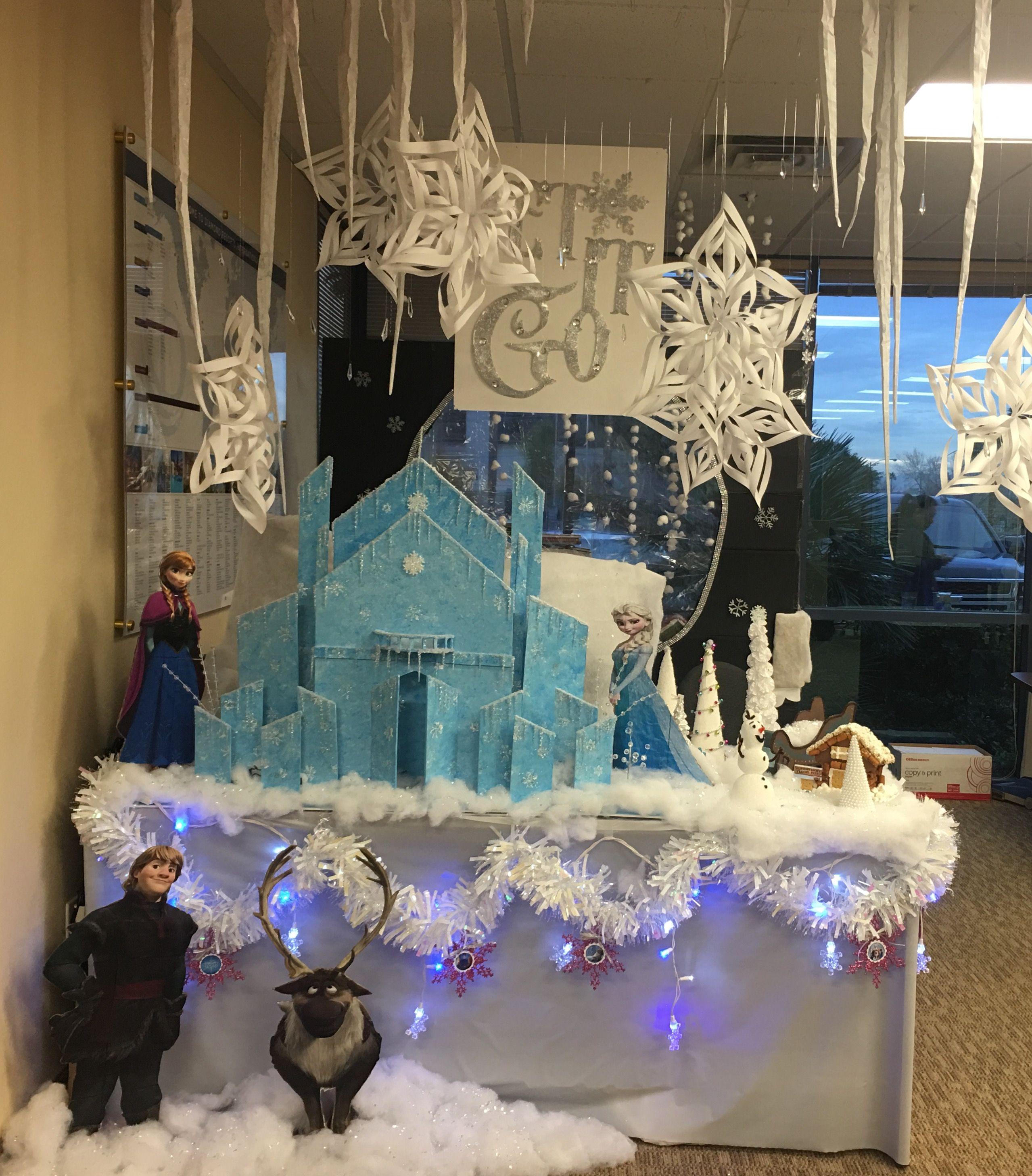 Frozen Christmas Decorations For Office | Psoriasisguru.com