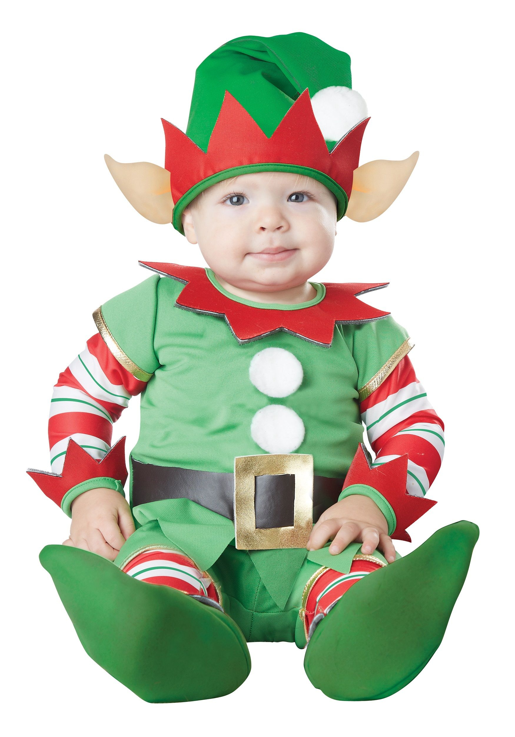 22bd43ef2 Elves Costumes | in this Infant Christmas Elf Costume, and you'll have the  cutest elf .