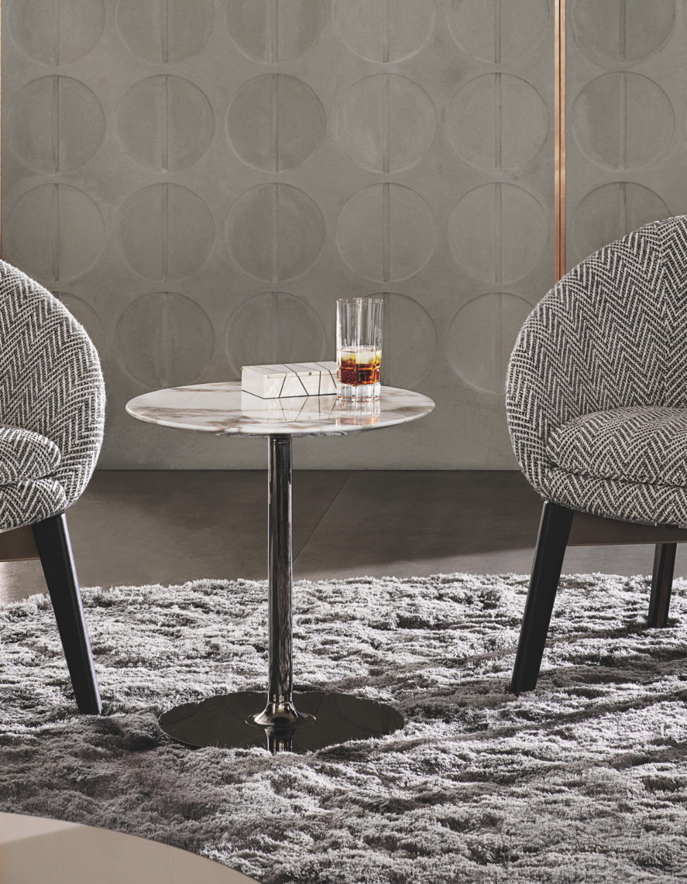 Unique Coffee Table With Ottomans Meja Kopi Modern Desain Meja [ 800 x 1176 Pixel ]