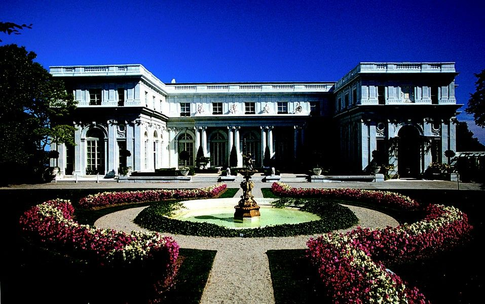 Rosecliff Mansion Newport Rhode Island Envy