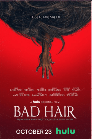 Bad Hair 2020 Cast Release Date Production And Crew Cinema9ja In 2020 Bad Hair It Cast Hair Movie