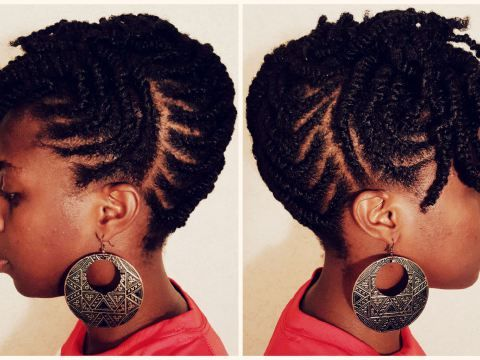 4c Twa Protective Styles Google Search Natural Hair Diy Natural Updo Natural Hair Updo