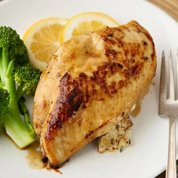 Cheese And Date Stuffed Chicken Breasts Recipe Diabetic Foods