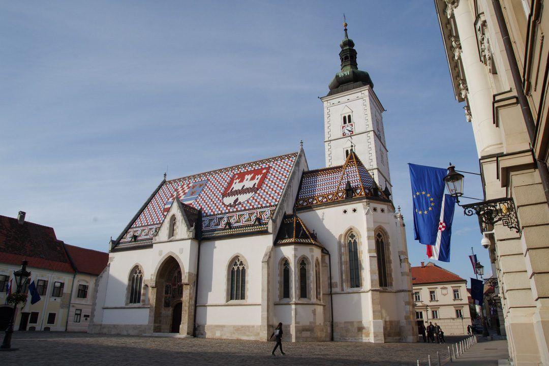Itineraire D Une Semaine Dans Le Nord De La Croatie Voyager En Photos Blog Voyage Visiter Zagreb Croatie Voyage Croatie