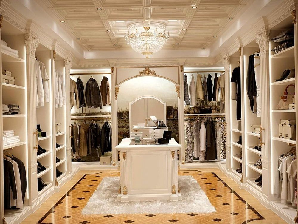 28 Beautiful Walk In Closet Storage Ideas And Designs Luxury