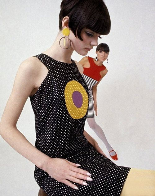 60s Revival In Todays Fashion! How To Do 60s MOD & Styles In 2013 Spring?