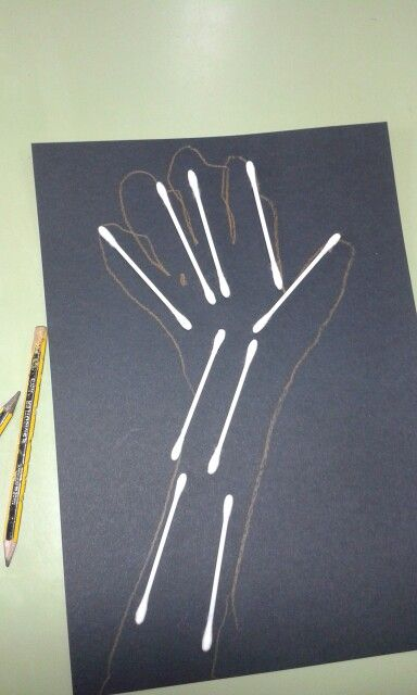 Radiographs to teach natural science CLIL. By Neus
