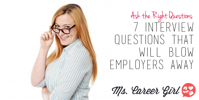 A common mistake that many job hunters make is to assume that the interview process is a one-sided conversation - it's not. Instead of just being prepared to an