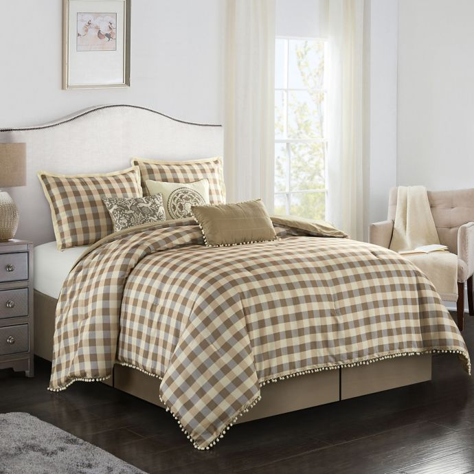 Eton Comforter Set Bed Bath Beyond 22 In 2019 Comforters