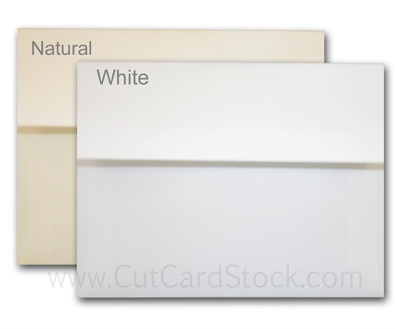 34 50 cougar natural off white 80lb a7 envelopes 250 pk buy