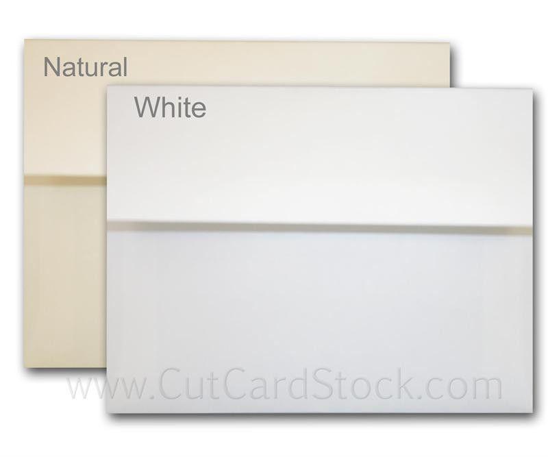 $3450 Cougar Natural (off white) 80lb A7 Envelopes 250 pk - Buy - a7 envelope template