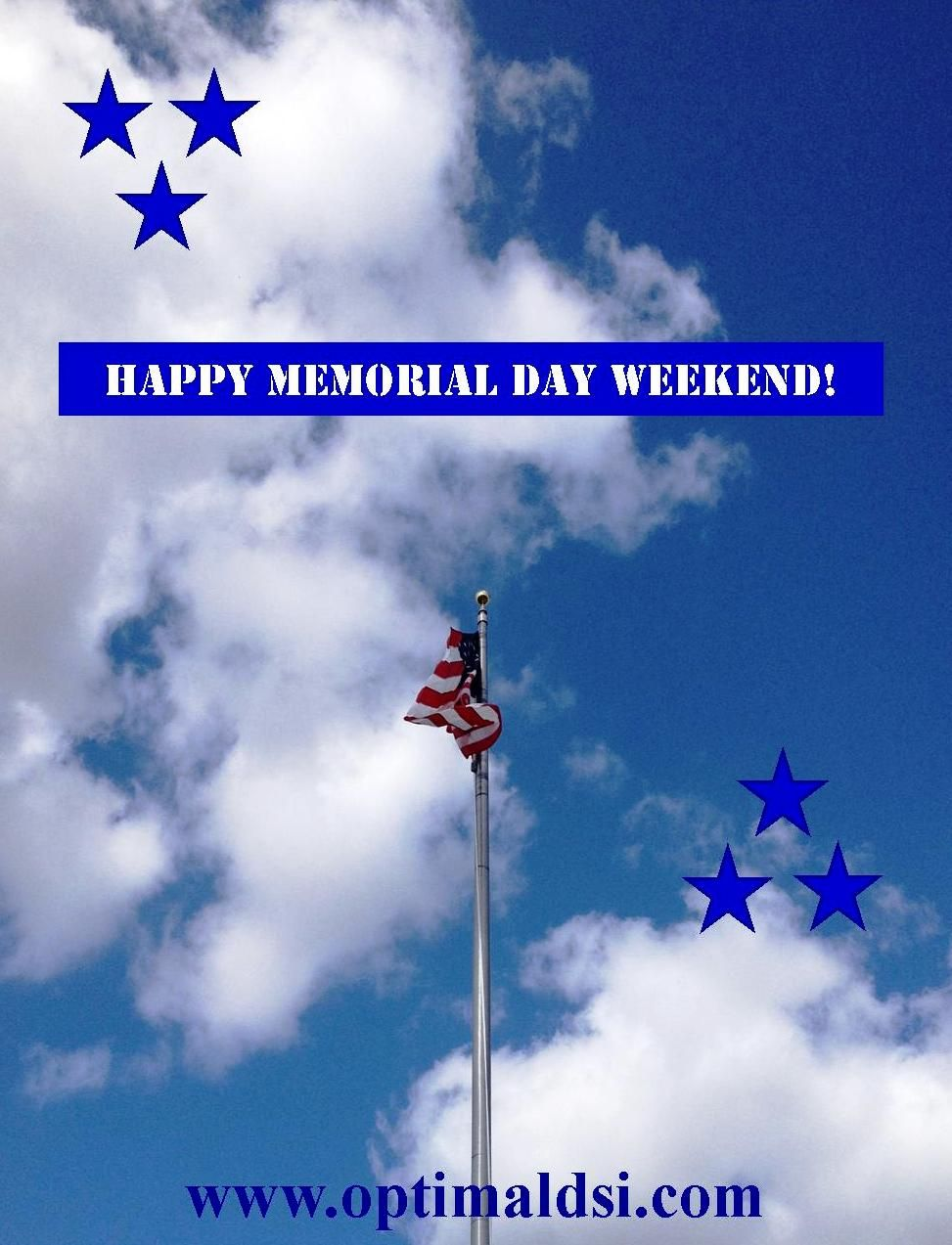 ODSI Facebook post on Memorial Day 2014