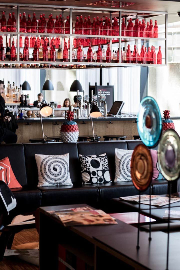 citizenM London Shoreditch \u2013 Hotelreview, Interior, Lobby - design hotel citizenm london