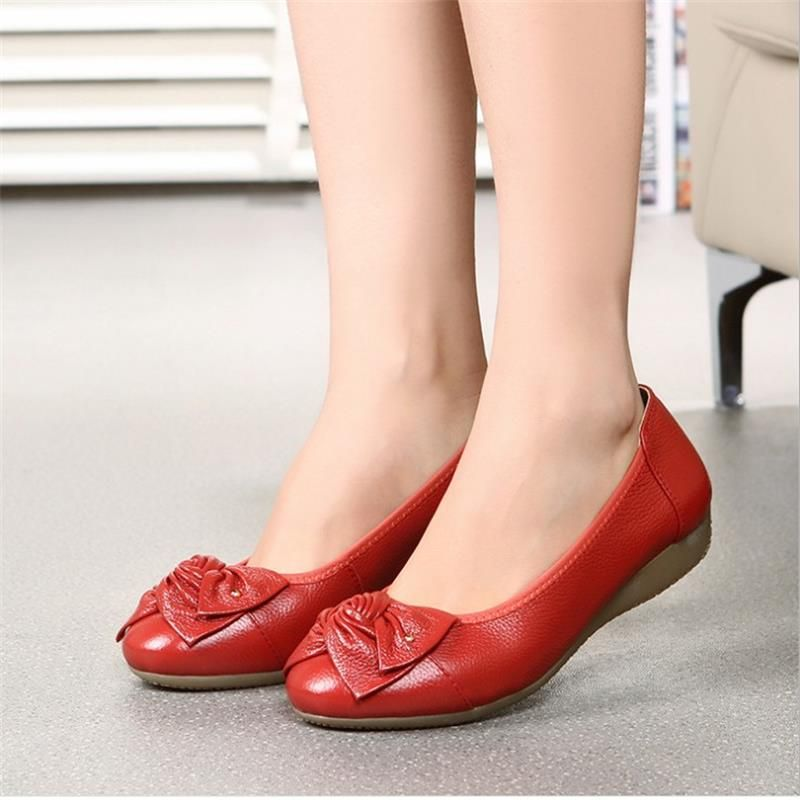 4935af64a79cf 2018 Casual Women Flats Spring Summer Shoes Ladies Flats Soft New Fashion  Flat Female Solid Basic Women Shoes Footwear DBT705. Yesterday s price  US   20.22 ...