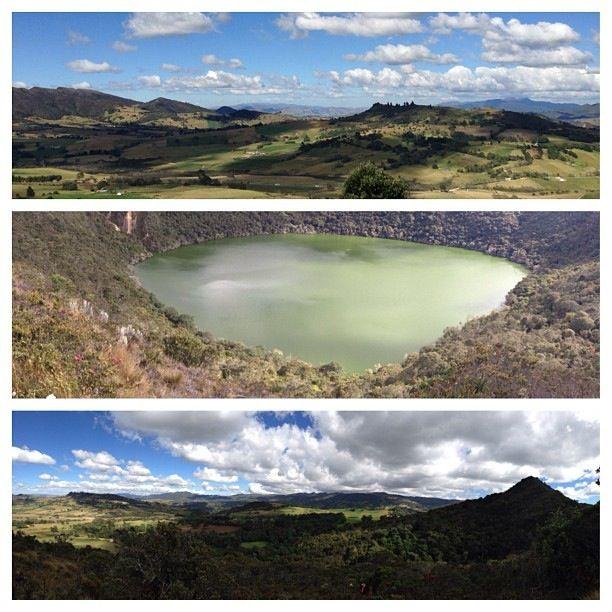 Laguna del Dorado. Por Fer