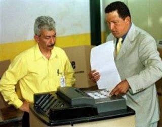 El 30 de julio del año 2000 se celebraron en Venezuela las llamadas Megaelecciones, para la relegitimación de los Poderes Públicos, a propósito del proceso constituyente convocado por el Presidente Hugo Chávez en 1999.