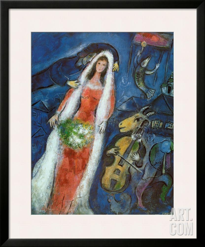 La MarieeBy Marc Chagall | Pinterest