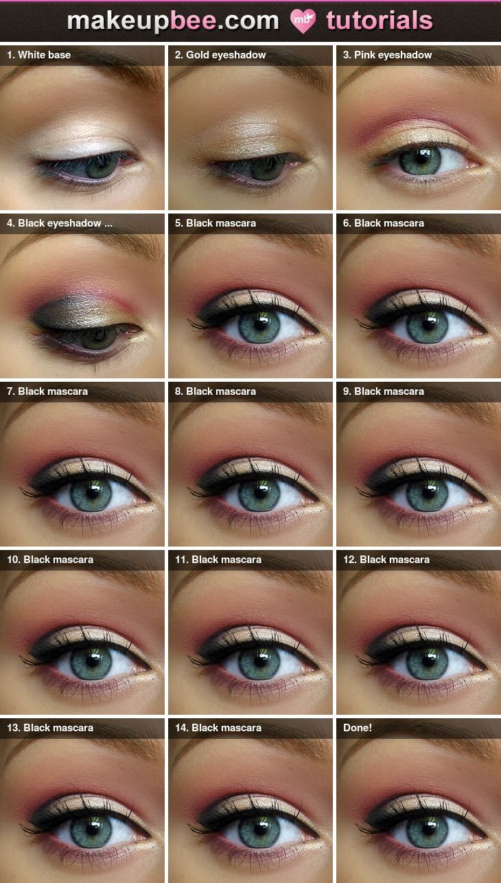 25 easy step by step makeup tutorials for teens in 2018 | makeup