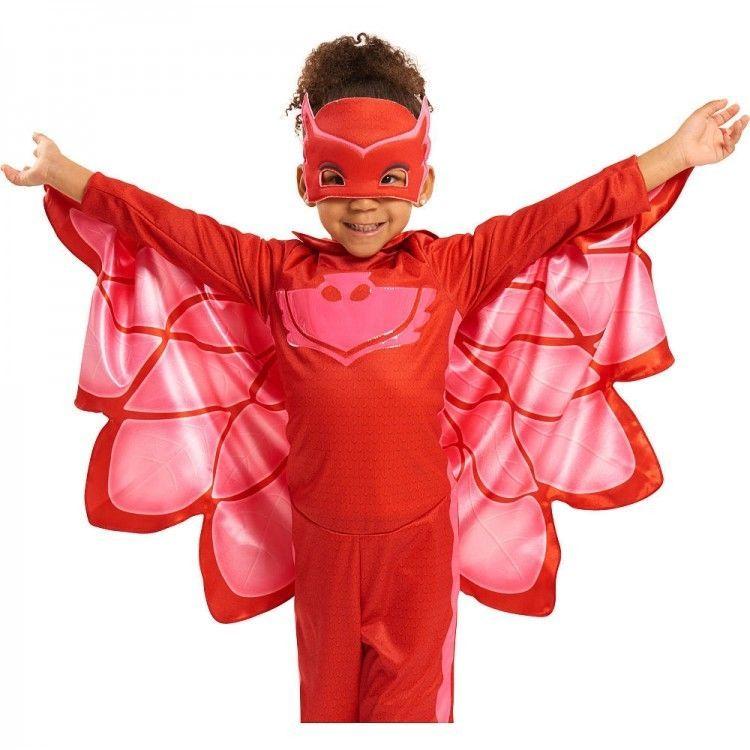 pj masks owlette hero dress up set costume mask size 4 6x halloween ebay - Ebaycom Halloween Costumes