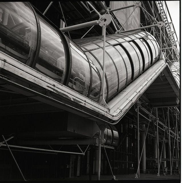 Centre Georges Pompidou, via Flickr.