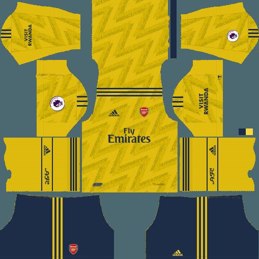 Dream League Soccer Kits 2020 Dls 512x512 Kits Logos In 2020 Arsenal Kit Soccer Kits Soccer