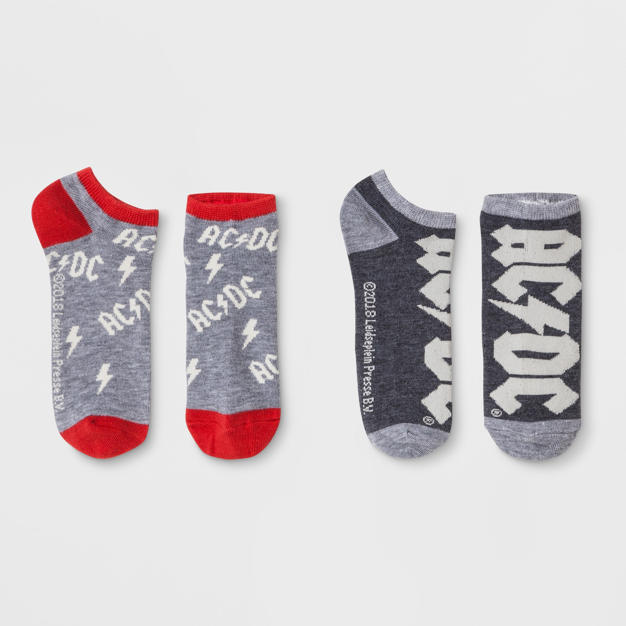 One Size DC Shoes Mens DC Ankle Socks Pack Assorted