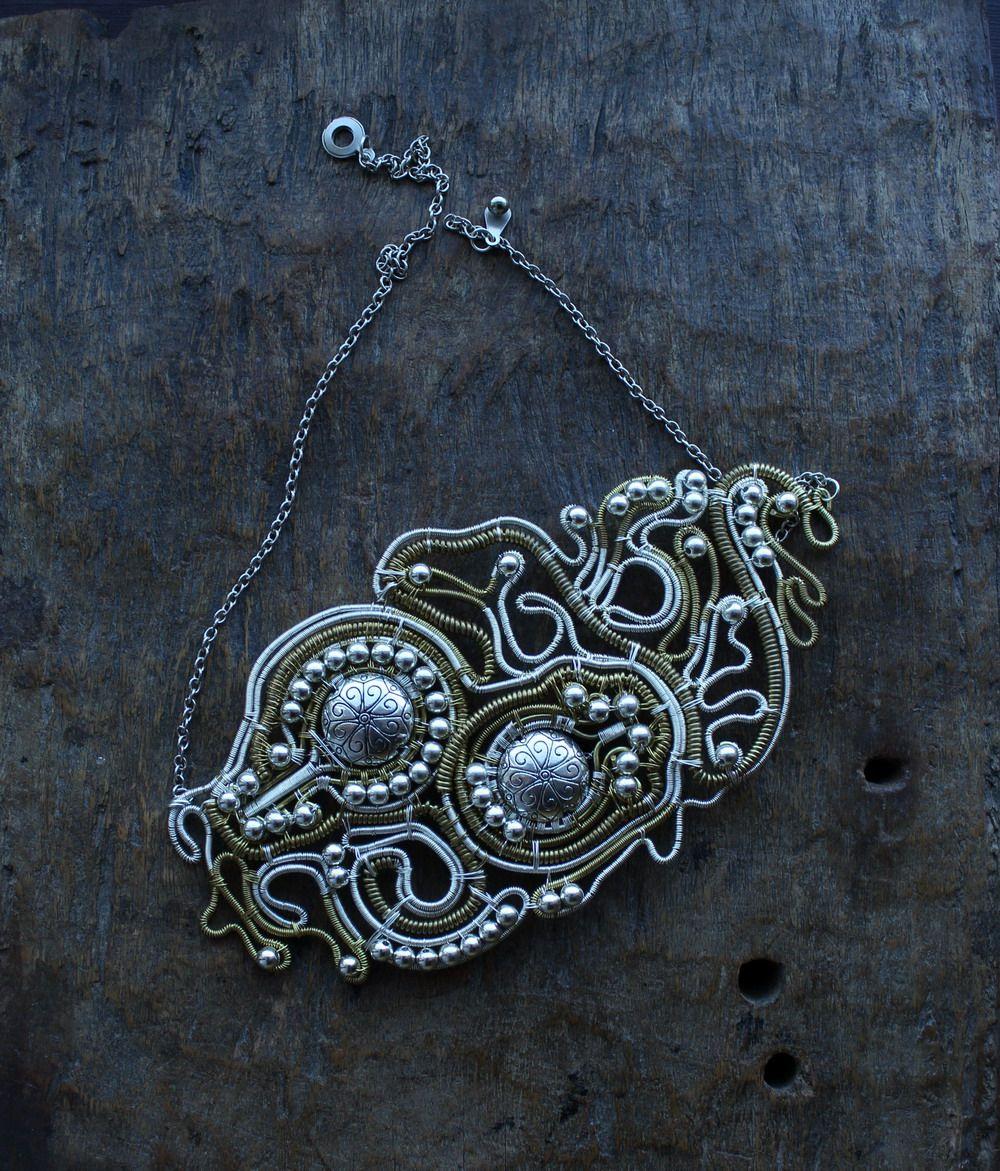 Galaxy-2 necklace