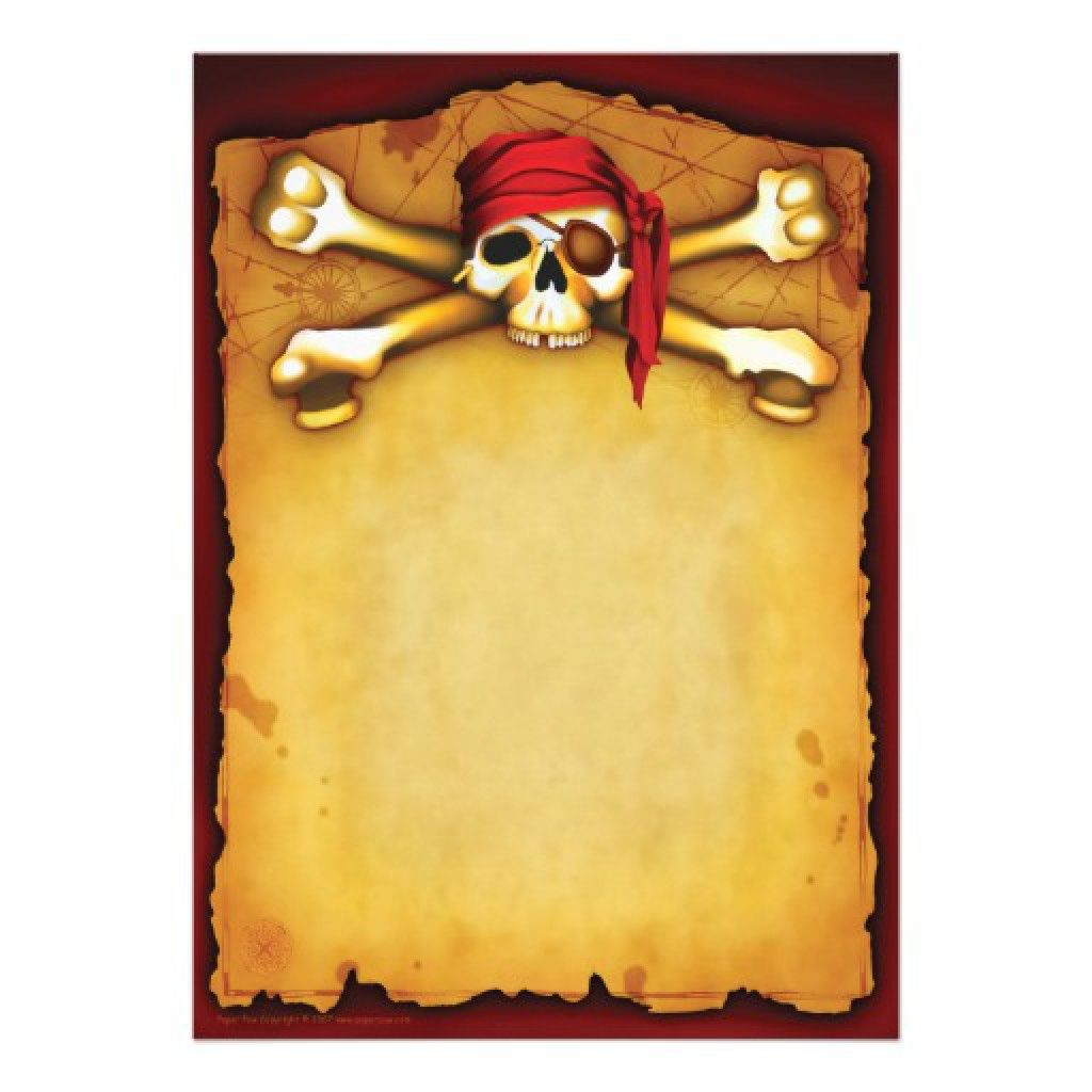 11 best images about – Free Pirate Party Invitations