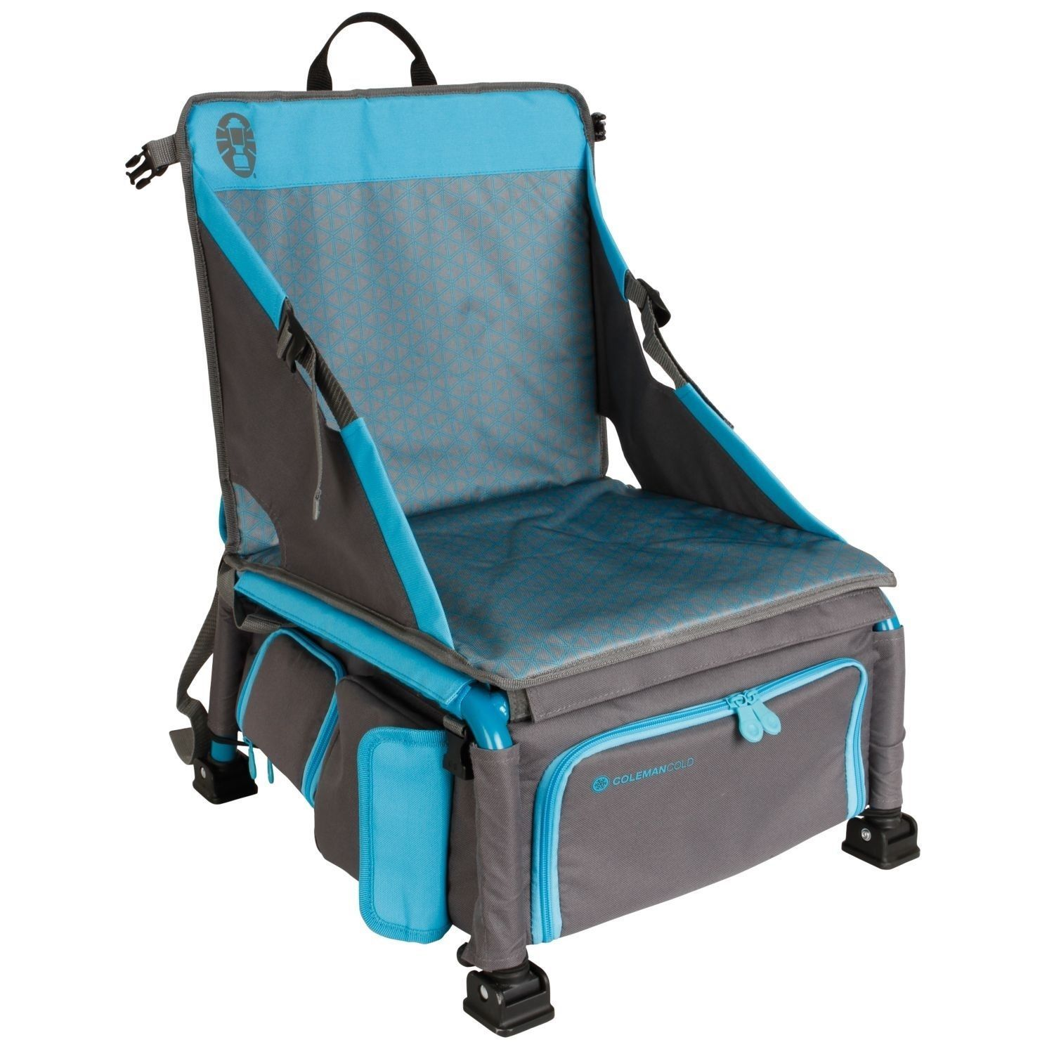 Perfect for camping in Utah, this Coolerpack chair is sure to be ...