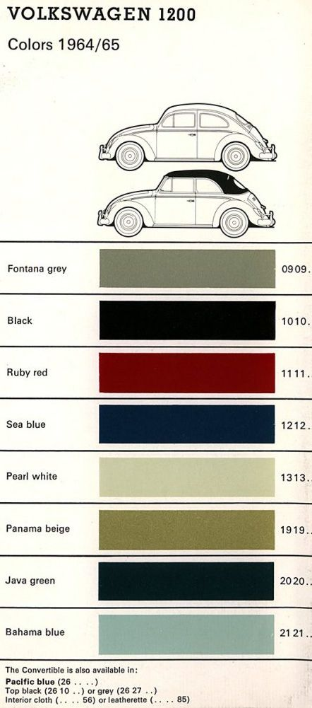 1964 65 Colors Mine Was Bahama Blue My First Car Vintage