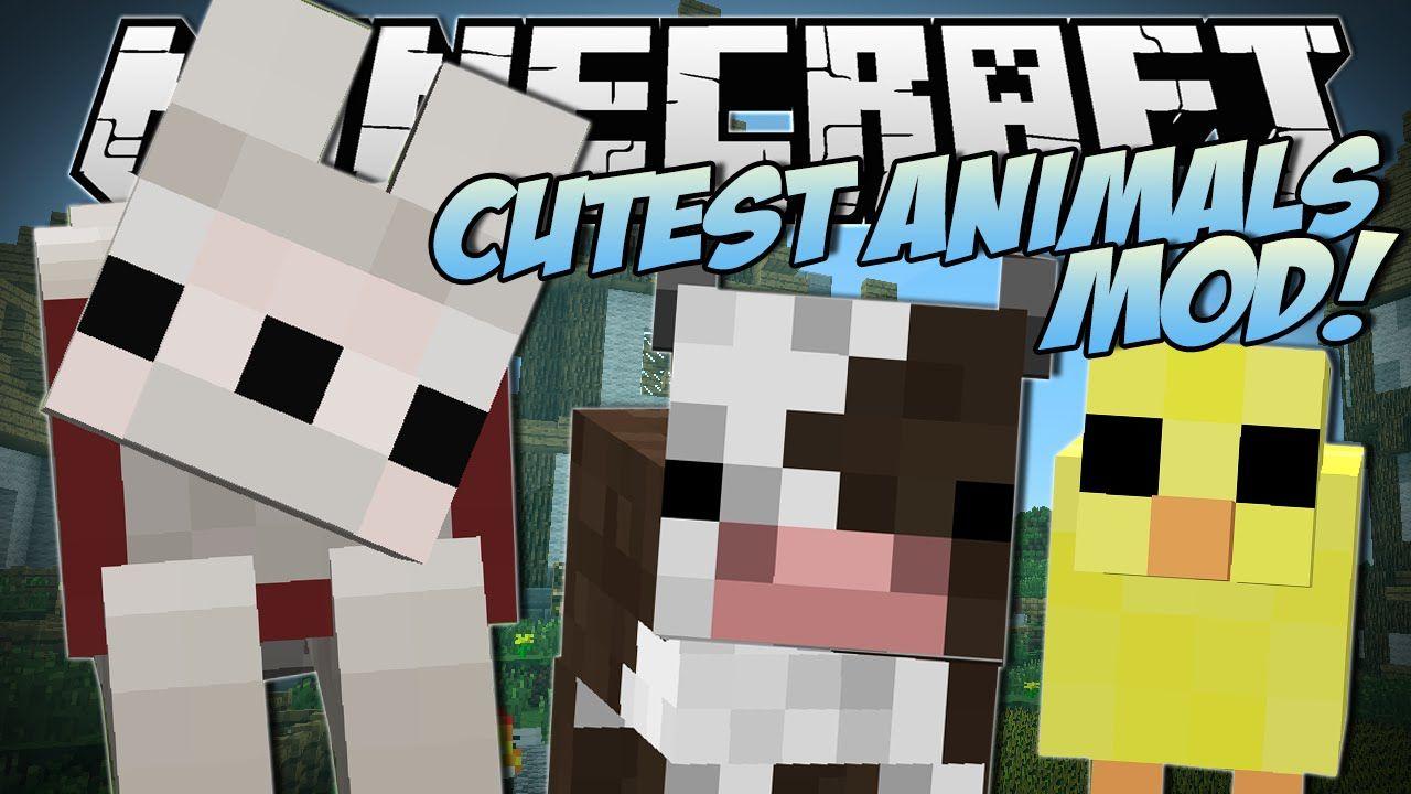 Cool Watch Minecraft Cutest Animals Ever Puppies