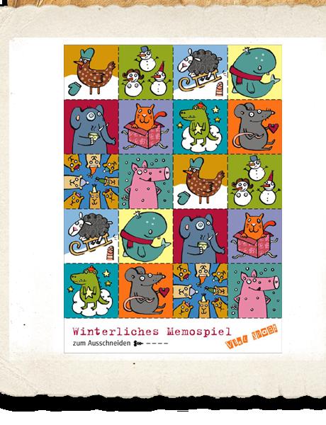 Anja Boretzki • Illustration Más Imprimibles GRATUITOS en http://www.fiestuqueando.blogspot.com.es