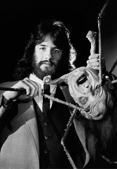 rob bottin and spider head from the thing squiddery. Black Bedroom Furniture Sets. Home Design Ideas
