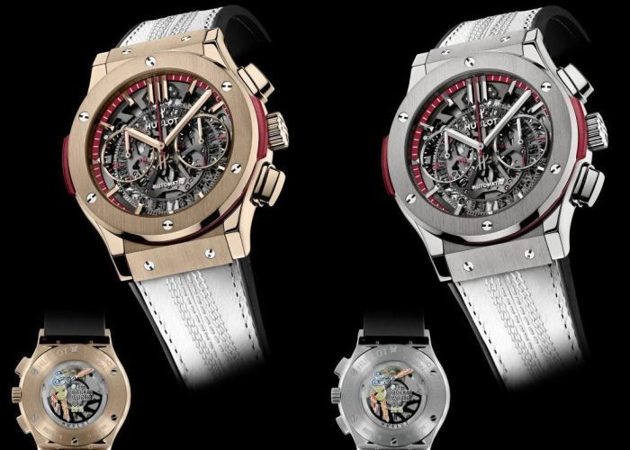 Hublot Invades Cricket World With Classic Fusion Chrono Aerofusion Cricket Chrono Classic Hublot