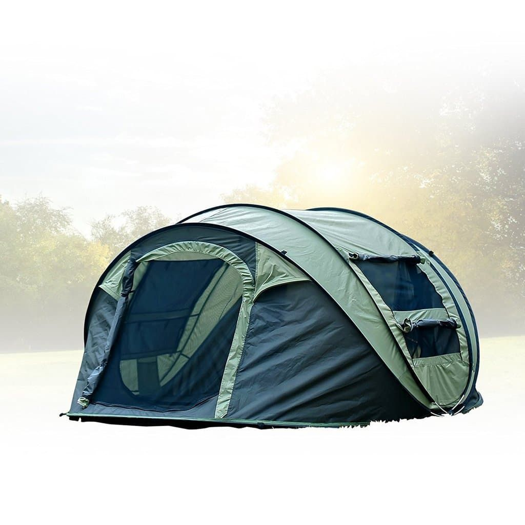 FiveJoy Instant Pop Up Dome Tent - Easy Automatic Setup - Fast Pitch u0026 Fold  sc 1 st  Pinterest & FiveJoy Instant Pop Up Dome Tent - Easy Automatic Setup - Fast ...