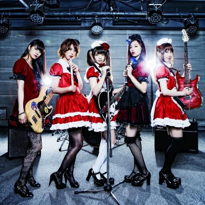 Band Maid Google Search Maid Pinterest Maids