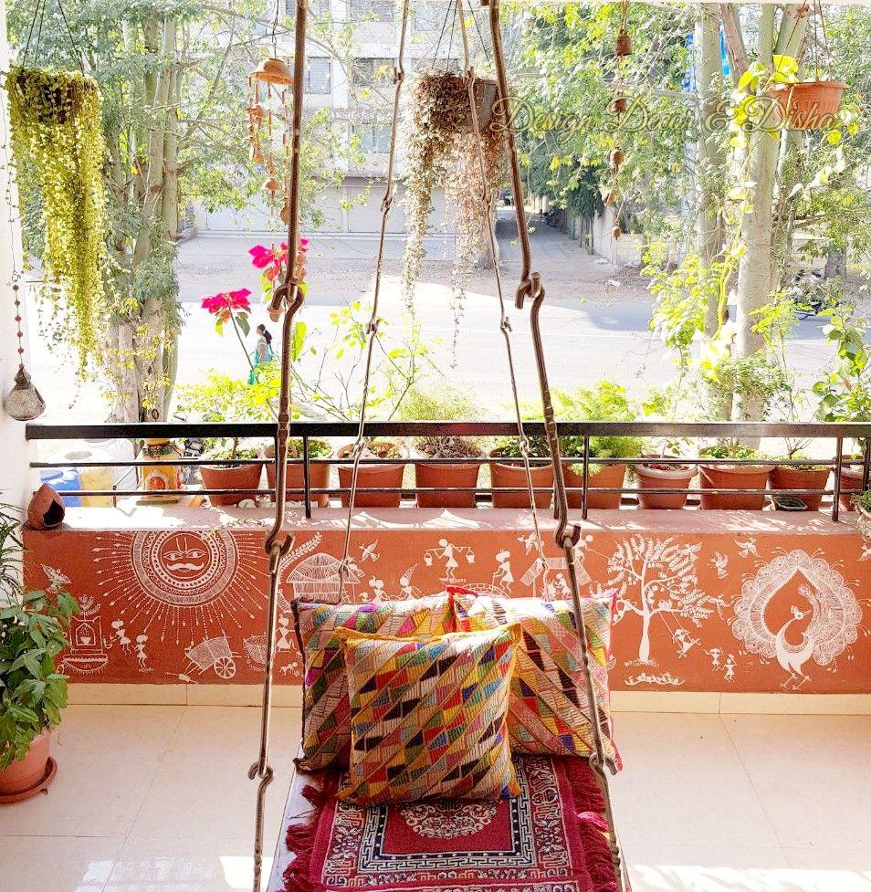 Swing In Indian Balcony Jpg 954 977 Balcony Decor Outdoor Furniture Layout Outdoor Patio Designs