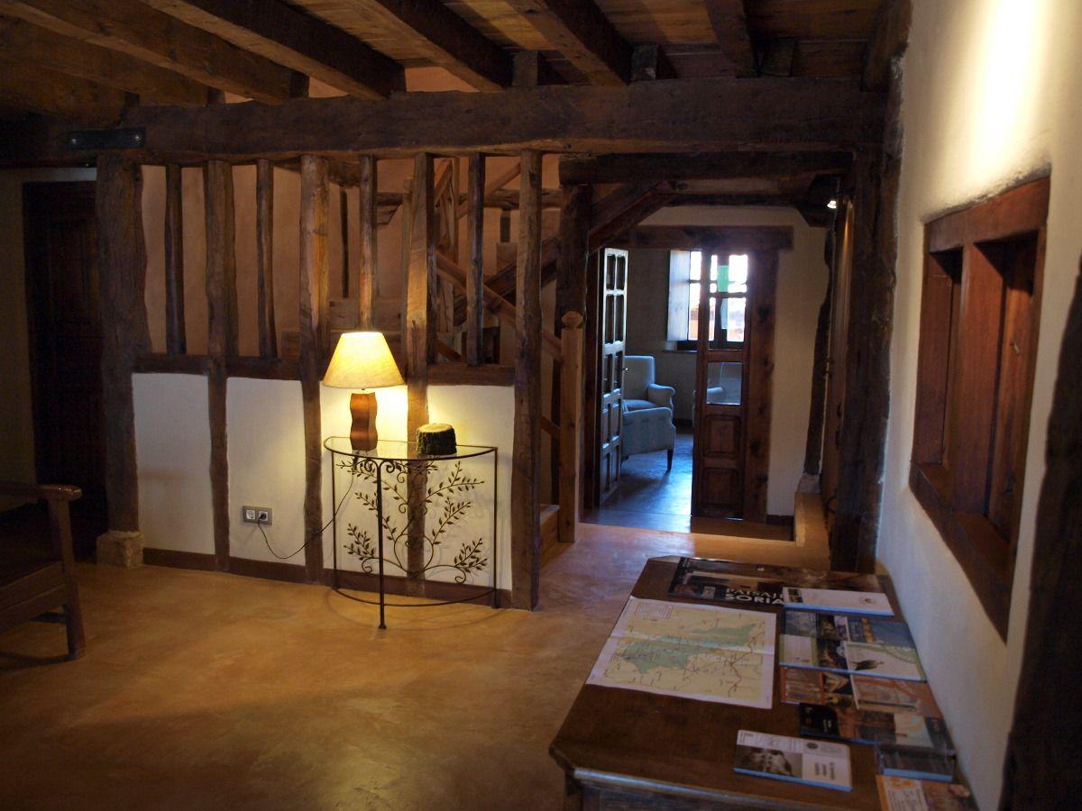 La Casa De Adobe Eco Hotel Rural En Soria Ideas Casa Vinuesa  # Muebles Ucero Soria